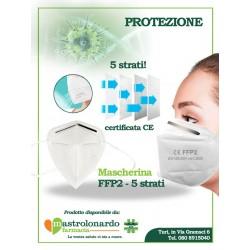 Mascherine Kn95 Ffp2 5 Strati