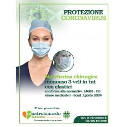 Mascherina Chirurgiche 3...